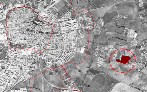 Revision of Évora's urban plan